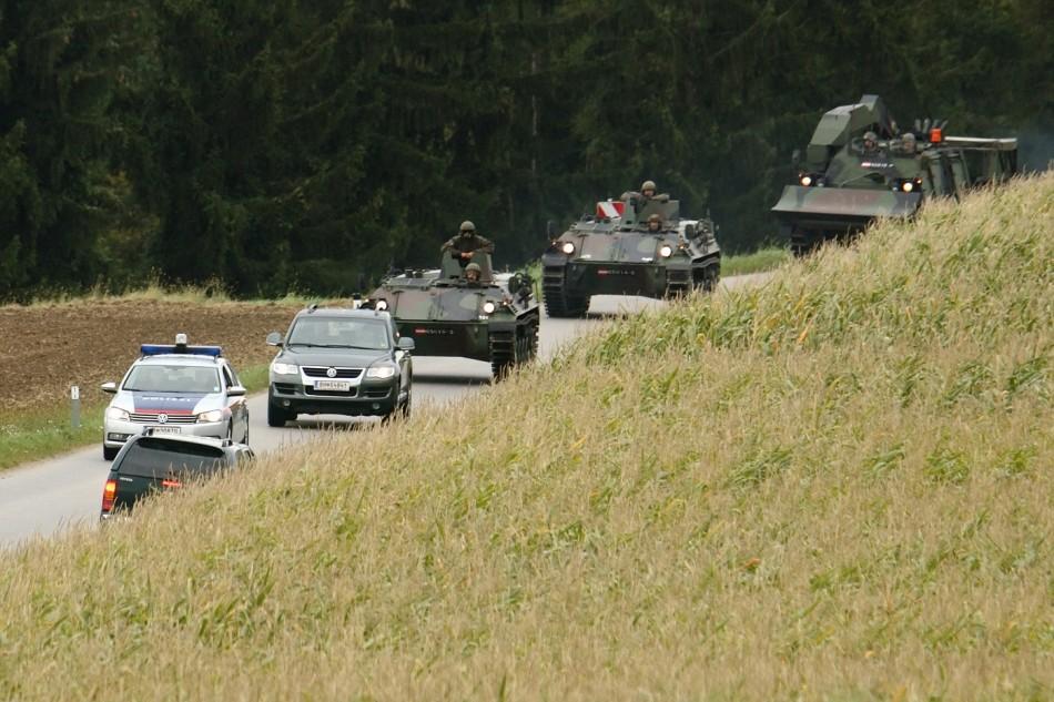 Austria Shooting Melk