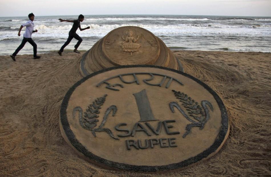 Indian rupee (Reuters)