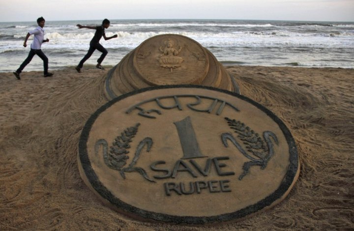 Indian rupee (Reuters)