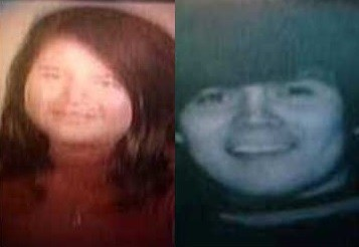 Leah Gail Johnson and 18-year-old Thomas Michael Rios