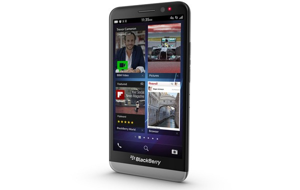 BlackBerry Z30 Launches
