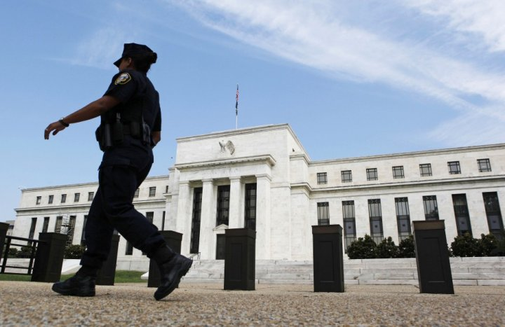 The US Federal Reserve is on track to reduce its $85bn a month asset-buying stimulus