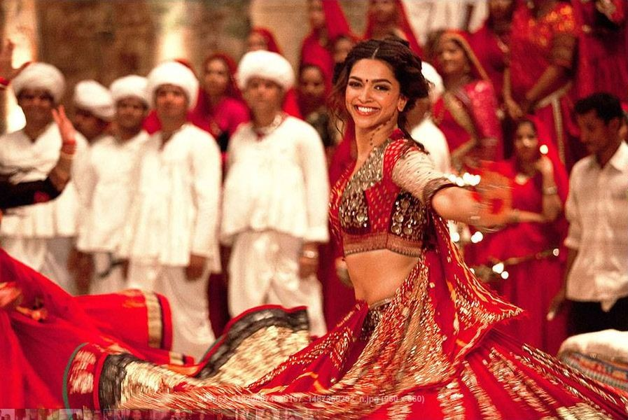 Deepika Padukone in a still photo from her upcoming film, Ram Leela. The actress will be occupied with the promotions of the film till November. (DeepikaPadukone/Facebook)