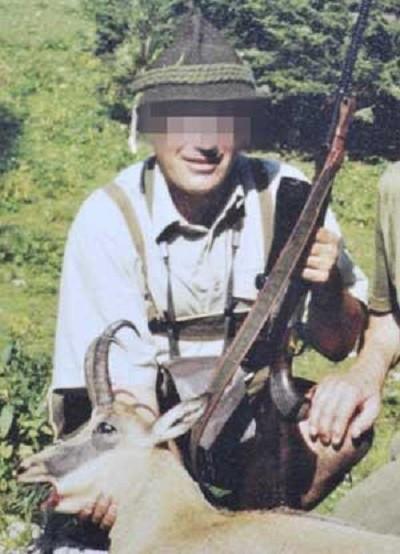 Alois Huber Austria gunman