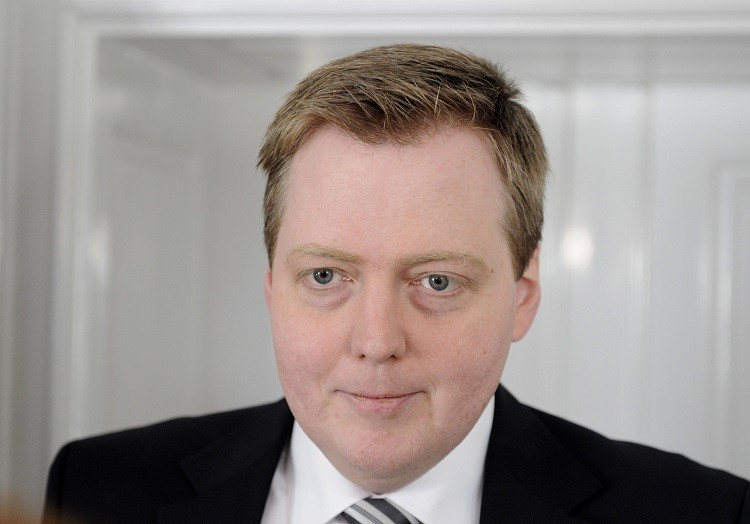 Iceland's Prime Minister Sigmundur David Gunnlaugsson foreign investors to forget the catastrophic fallout of the 2008 financial crisis and return to the country