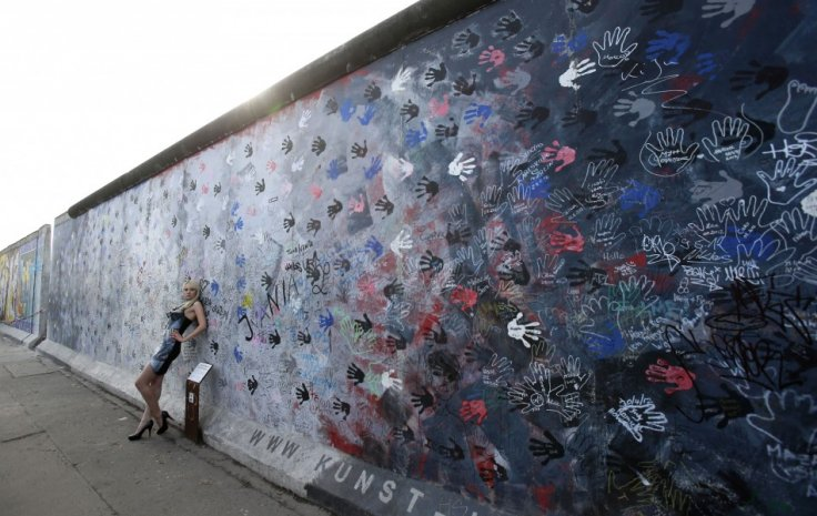 Is the divide between north and south Europe a new Berlin Wall?