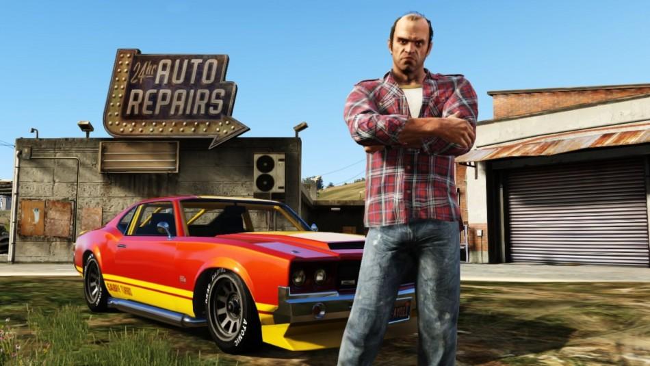 GTA 5 Release Breaks Records