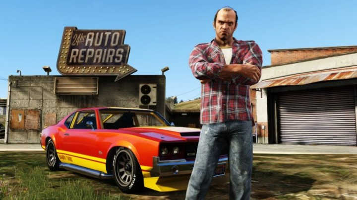 GTA 5 Release Breaks Records