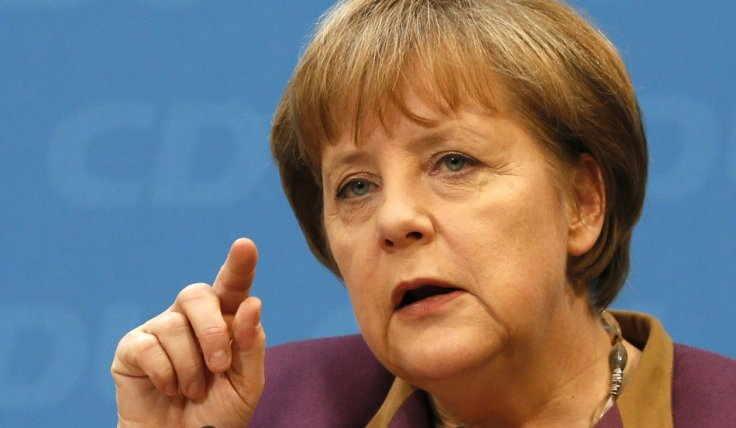 Merkel has power but power is a burden