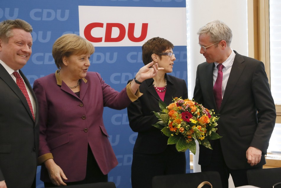 Angela Merkel will have hard work building a new coalition