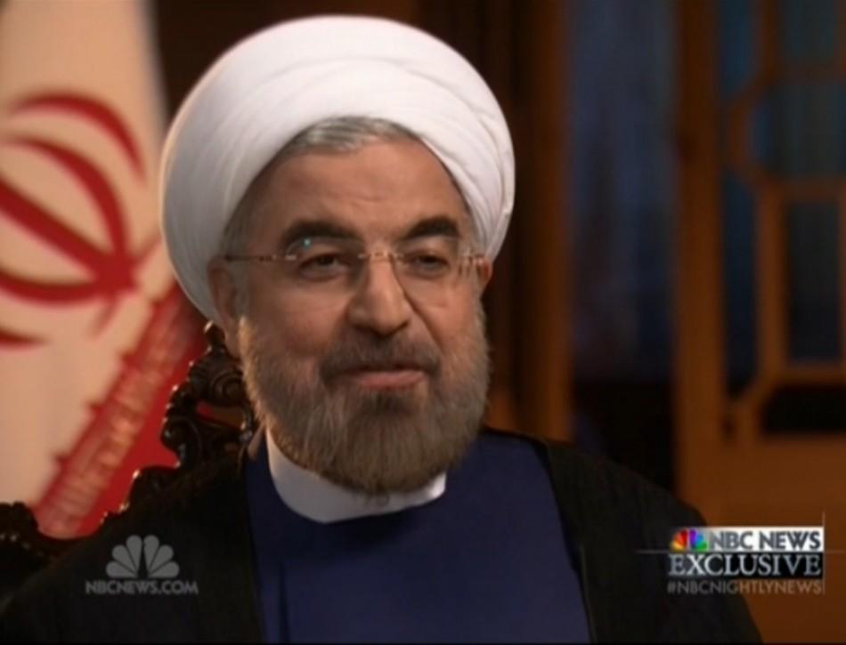 Rohani Iran Bomb