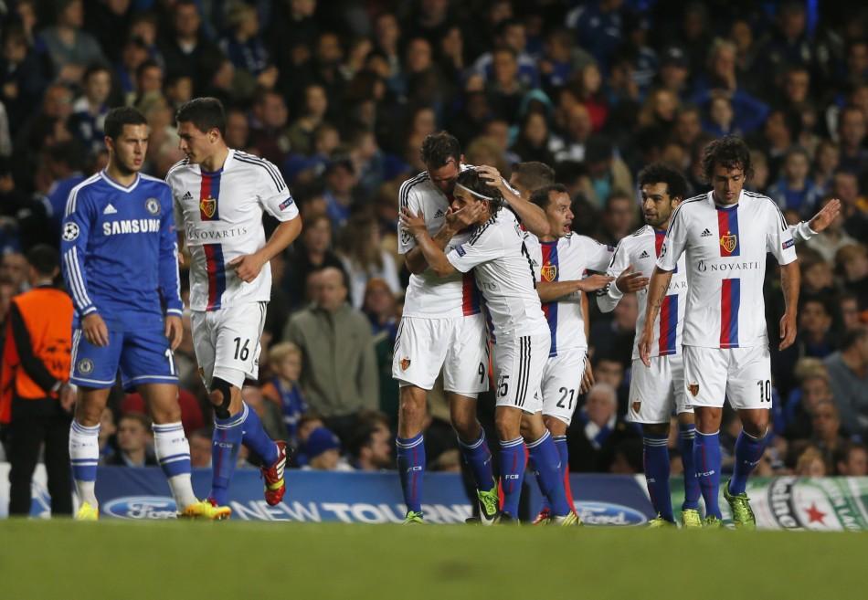 Basel Chelsea
