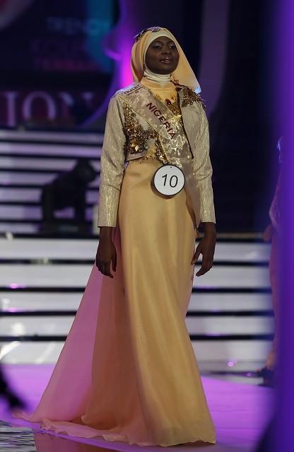 Obabiyi Aishah Ajibola wins