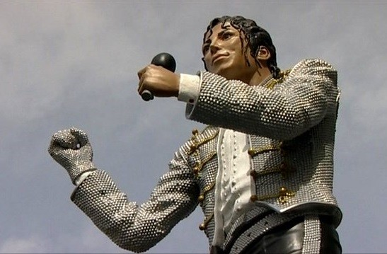 Michael Jackson statue at Craven Cottage to go from outside home of Fulham FC