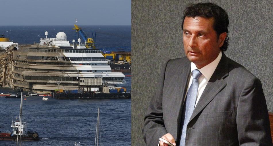 Costa Concordia Captain Schettino
