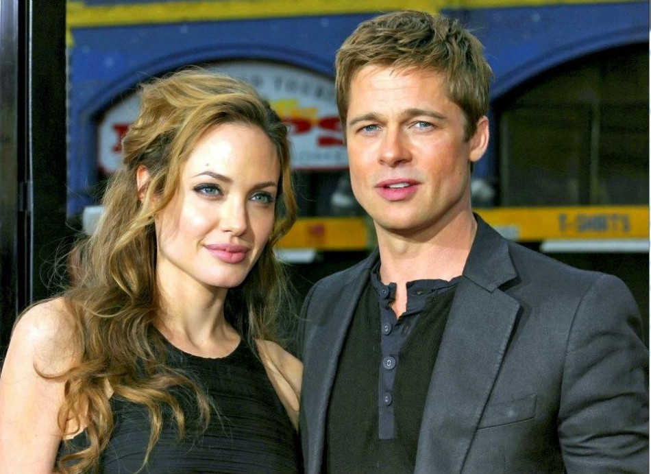 Brangelina come third with a combined $50m in estimated earnings between June 2012 and June 2013/Facebook/BradPitt&AngelinaJolie