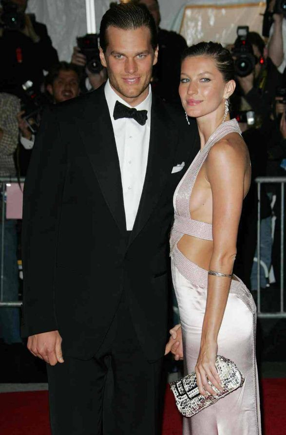 Tom Brady and his supermodel wife Gisele Bundchen bagged the second place with $80m in earnings/Facebook/Tom  Brady