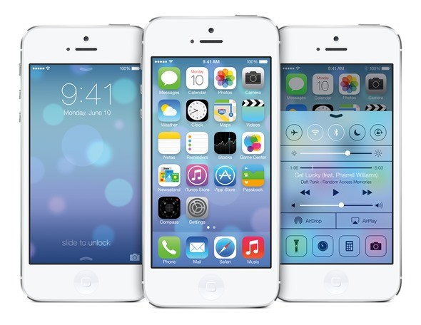 iOS 7 0 1 Brings Bug-Fix Update for iPhone 5s and iPhone 5c
