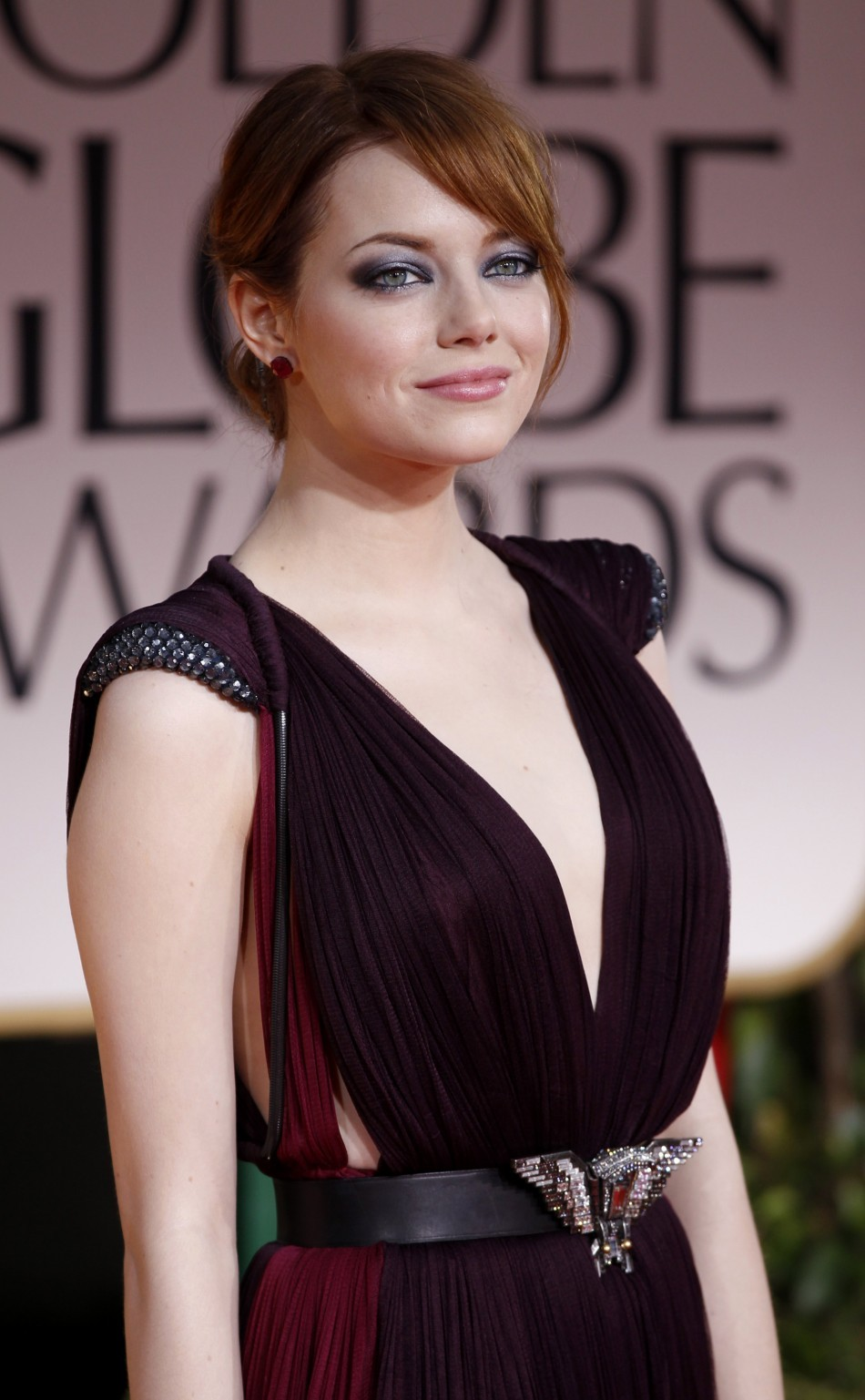 A naked selfie resembling American actress Emma Stone has been revealed to be a hoax.