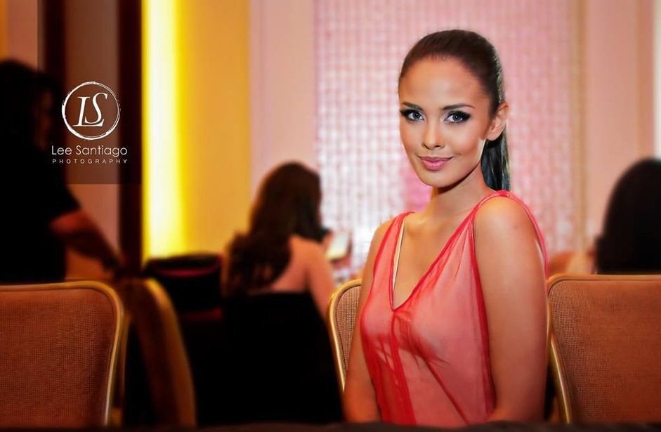 Miss Philippines 2013, Megan Young (Facebook/MeganYoung)