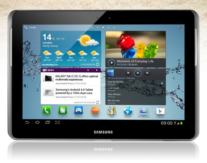 Galaxy Tab 2 10.1