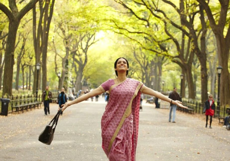 Sridevi in English Vinglish[Facebook/Sridevi]