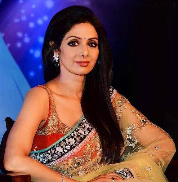 Sridevi was also voted the greatest Indian actress in 100 years in a poll[Facebook/Sridevi]