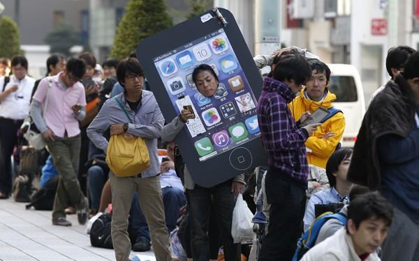Apple iPhone 5s Queue