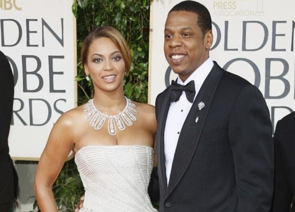 Beyonce and Jay Z did not attend Kim Kardashian and Kanye West's wedding in Florence, Italy on May 24.