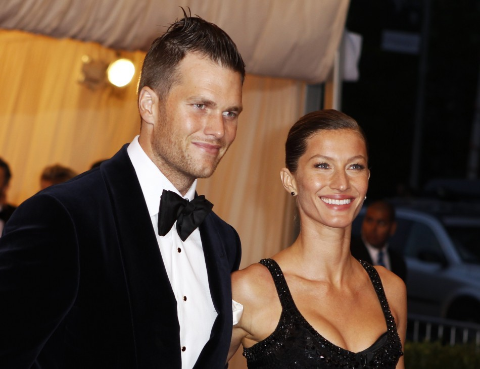 Gisele Bundchen Tom Brady