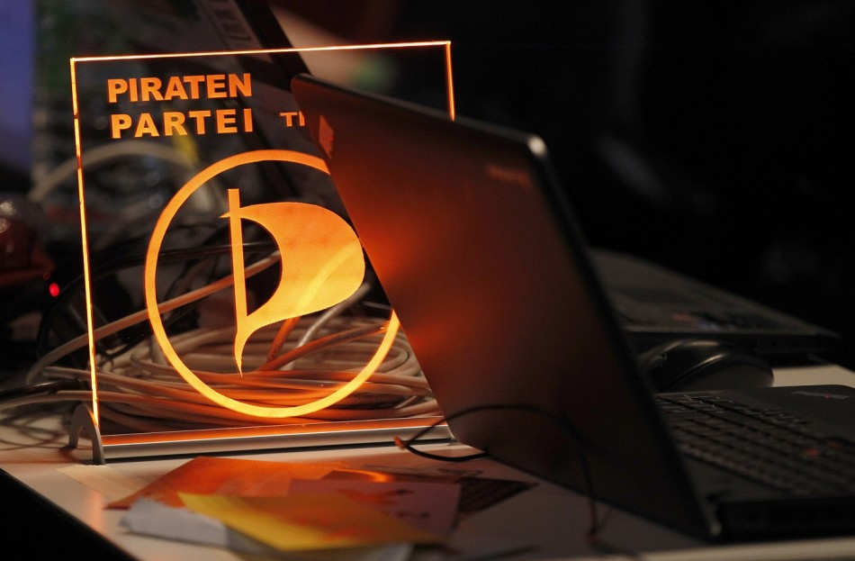 Germany Pirate Party