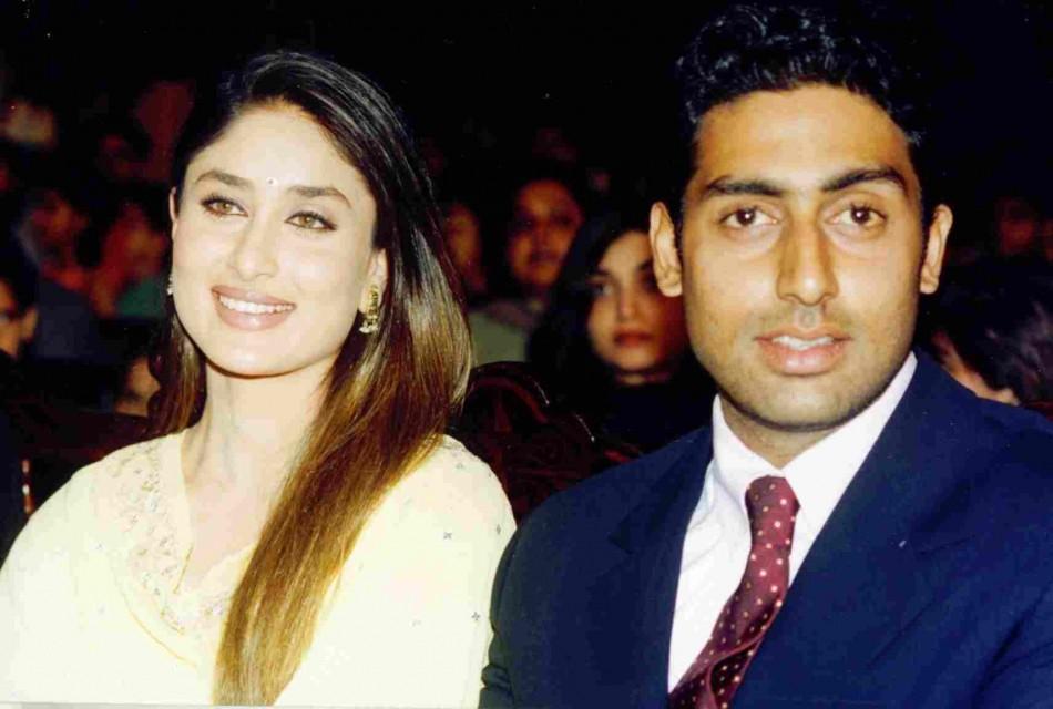 Kareena Kapoor, Abhishek Bachchan