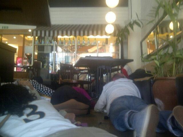 Nairobi mall siege