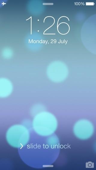 New iOS 7