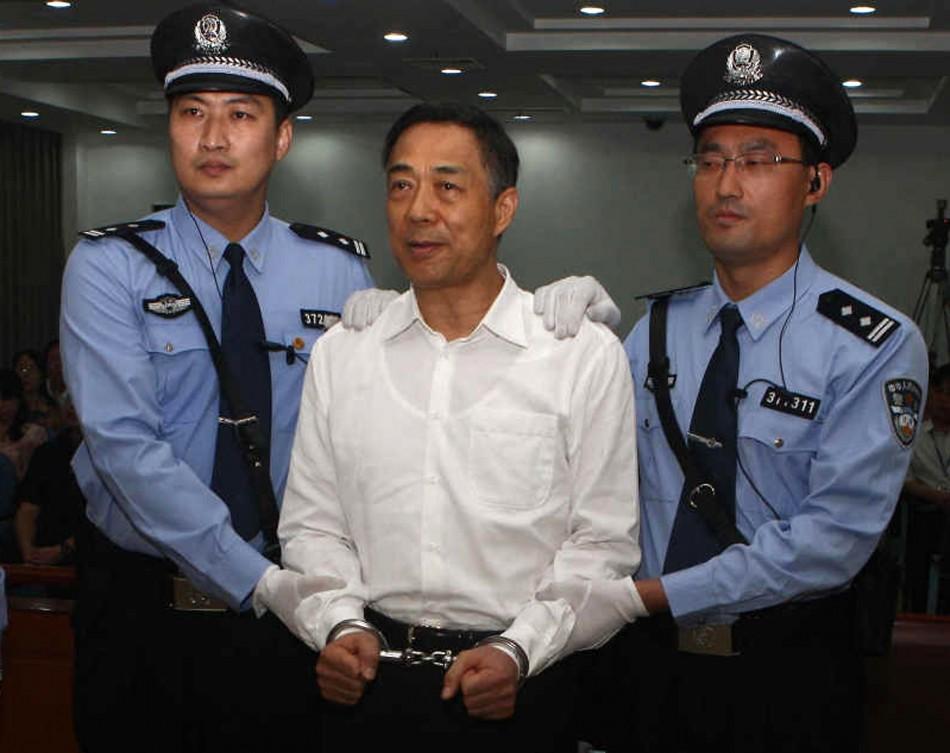 Bo Xilai given life sentence