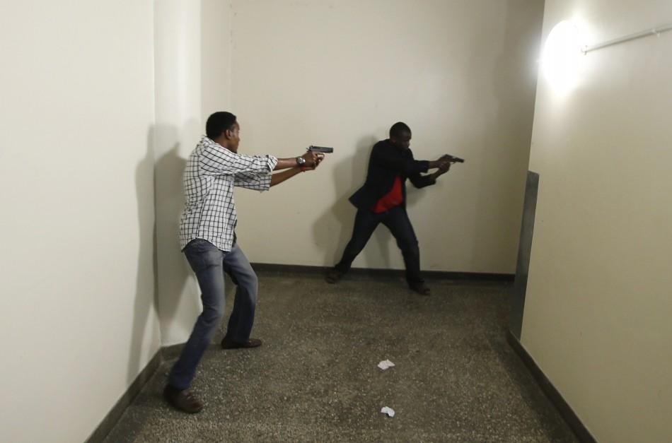 Kenya Westgate siege