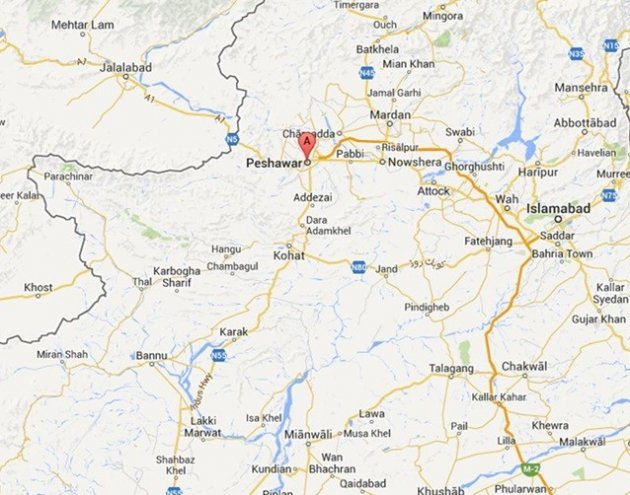 Peshawar suicide blast