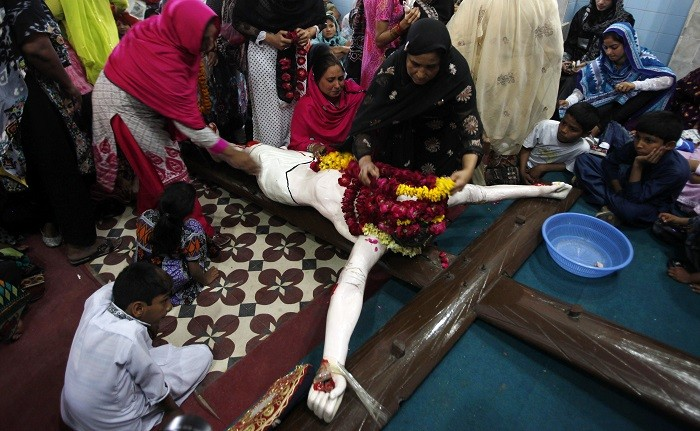 Christians in Pakistan