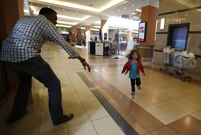 The attack at the Westgate mall in Nairobi killing more than 39 people and wounding 150 others has left the world shocked/Reuters