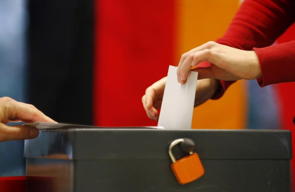 Germany vote