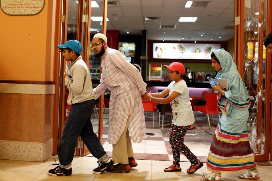 Nairobi Westgate shopping mall siege