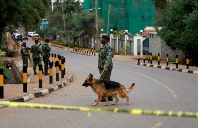 Nairobi Westgate shopping mall siege