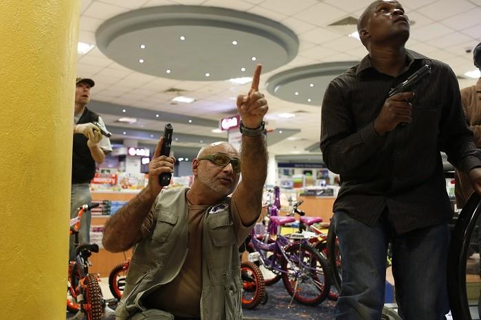 Nairobi Westgate mall siege