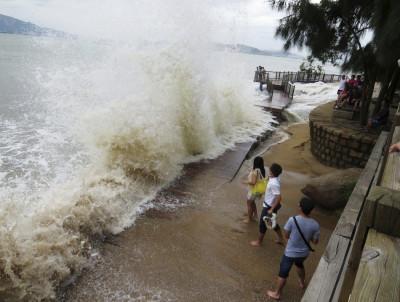 Fujian Storm