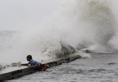 Typhoon Usagi  Philippines
