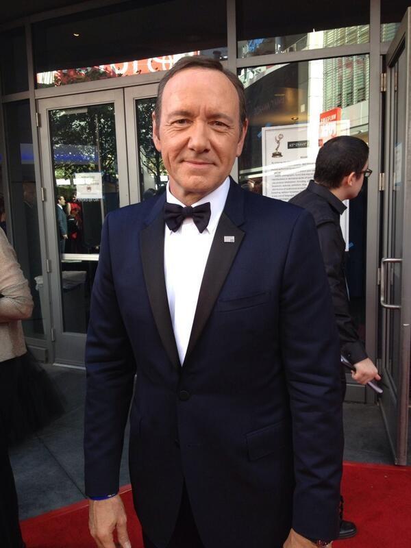 The 65th Primetime Emmy Awards 2013 Red Carpet Arrivals