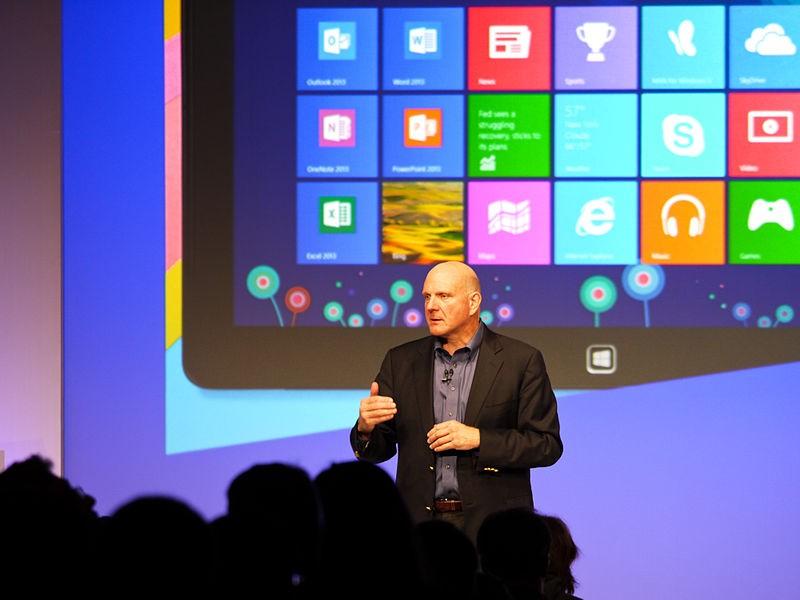 Windows 9 Launch Set for 30 September