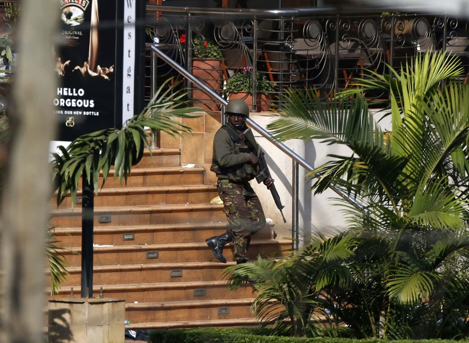 Kenya Westgate mall siege and 'final assault'