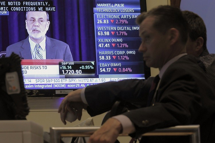 The Federal Reserve shocked the markets by failing to taper US stimulus (Photo: Reuters)
