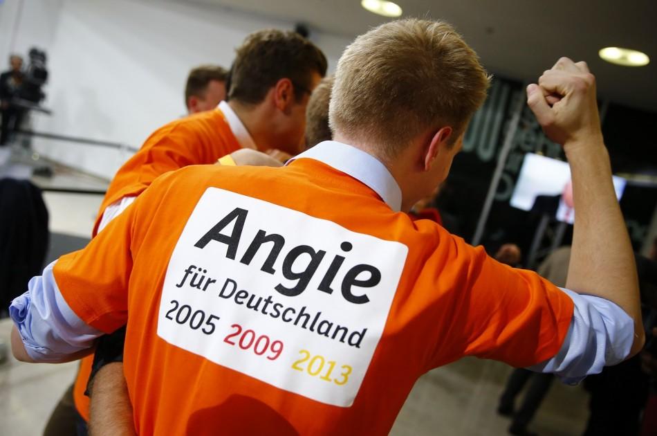 Angie Merkel